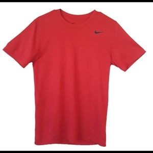 Nike Dri-Fit Red Shirt S